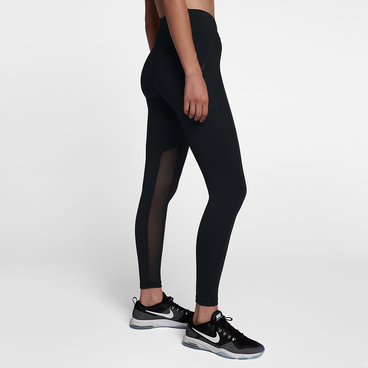 Nike Power Pocket Lux Women s High-Waist Training Tights. Nike.com IL 63689bcac931