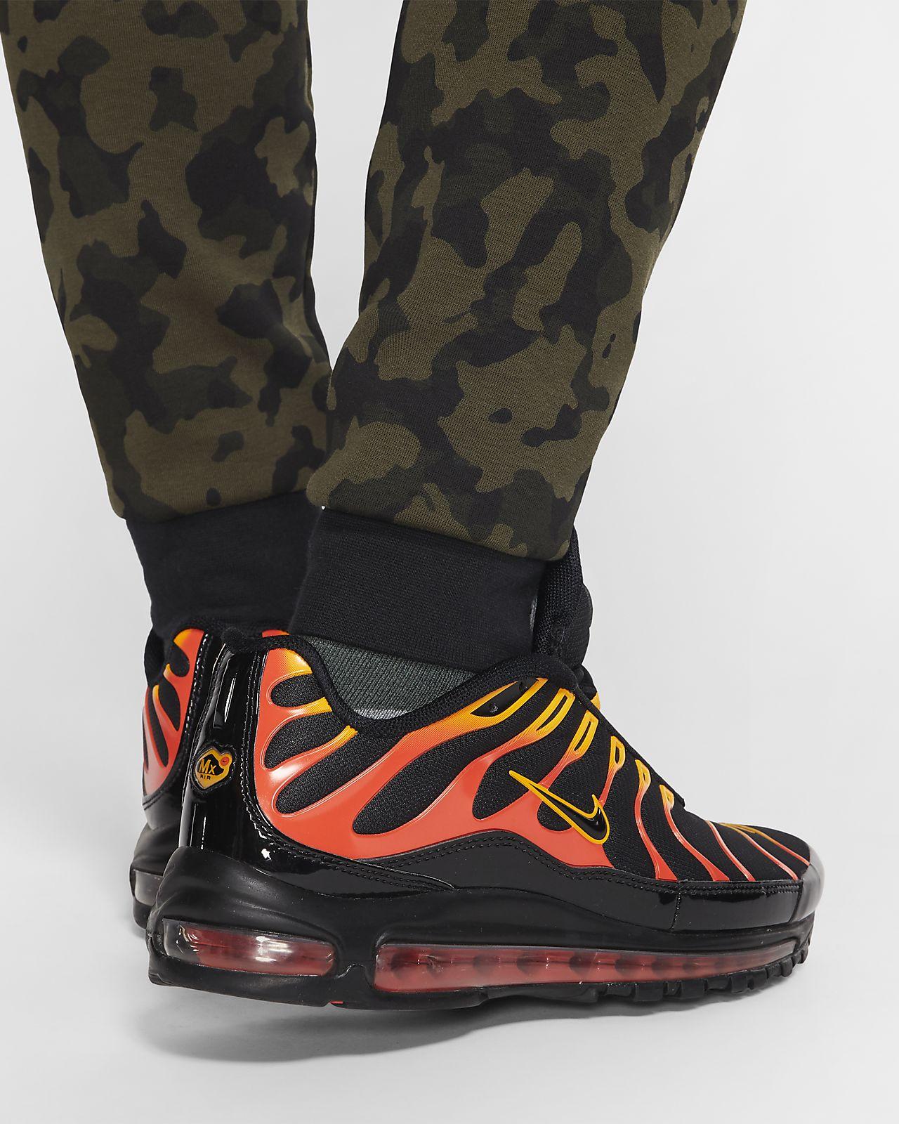 Nike Air Force 1 Low 'Camo' Medium OliveBlack For Sale