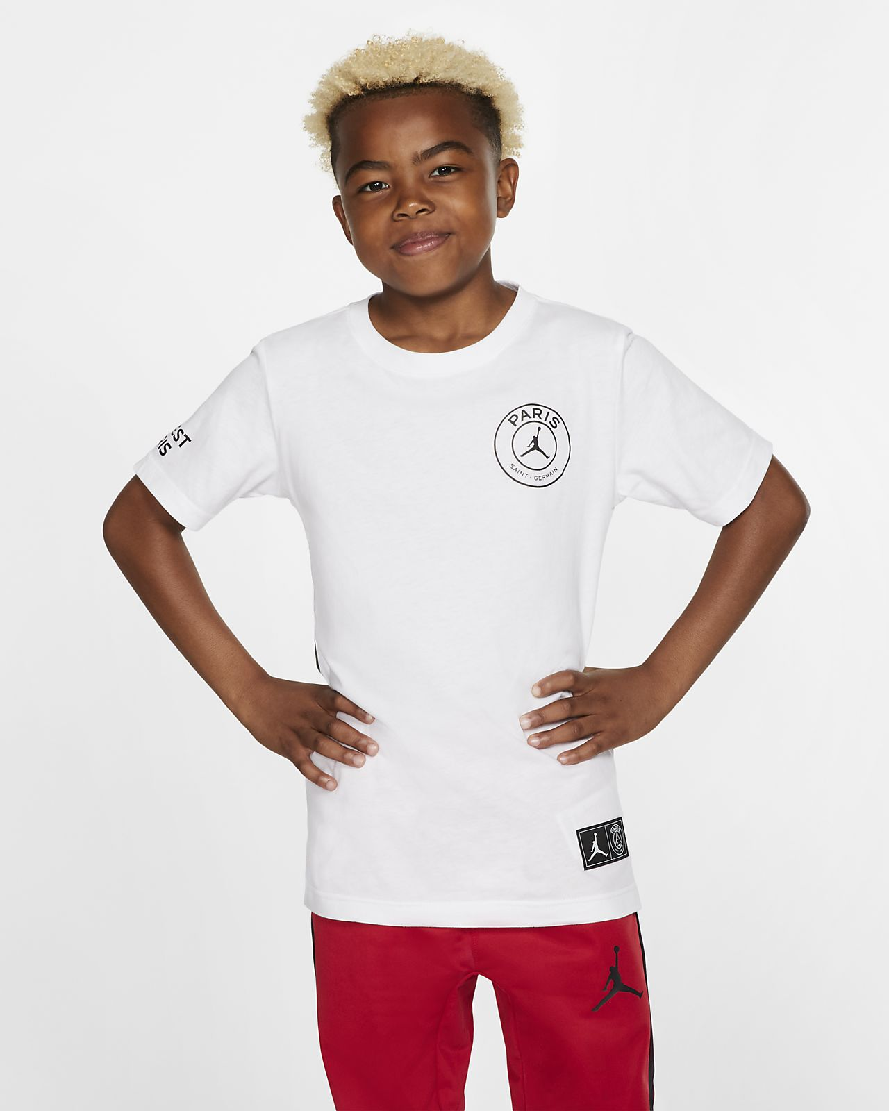 PSG Big Kids' Logo T-Shirt