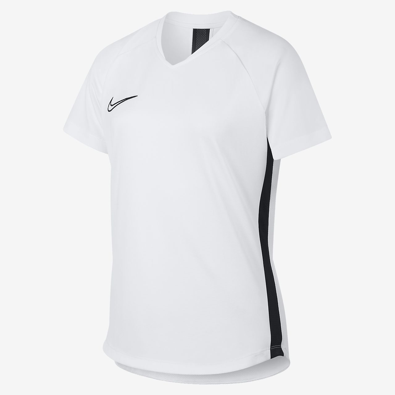 Nike Dri-FIT Academy Big Kids' Short-Sleeve Soccer Top