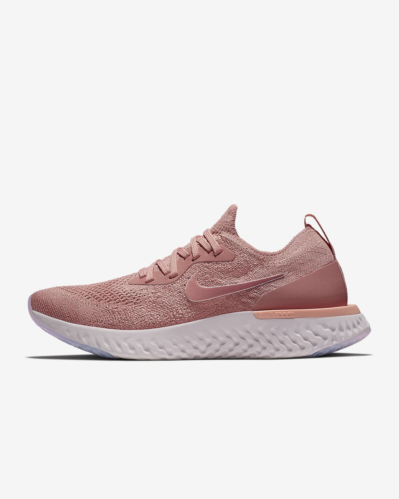 aac2c302768aa Nike Epic React Flyknit 1 Women s Running Shoe. Nike.com IN