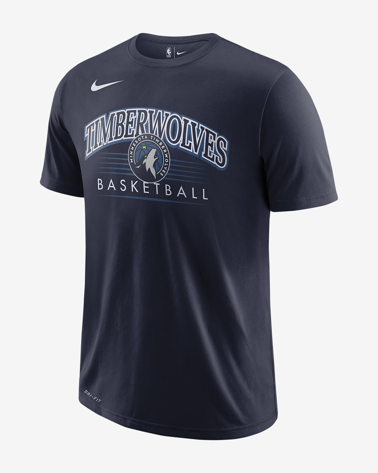 Minnesota Timberwolves Nike Dri-FIT Men's NBA T-Shirt
