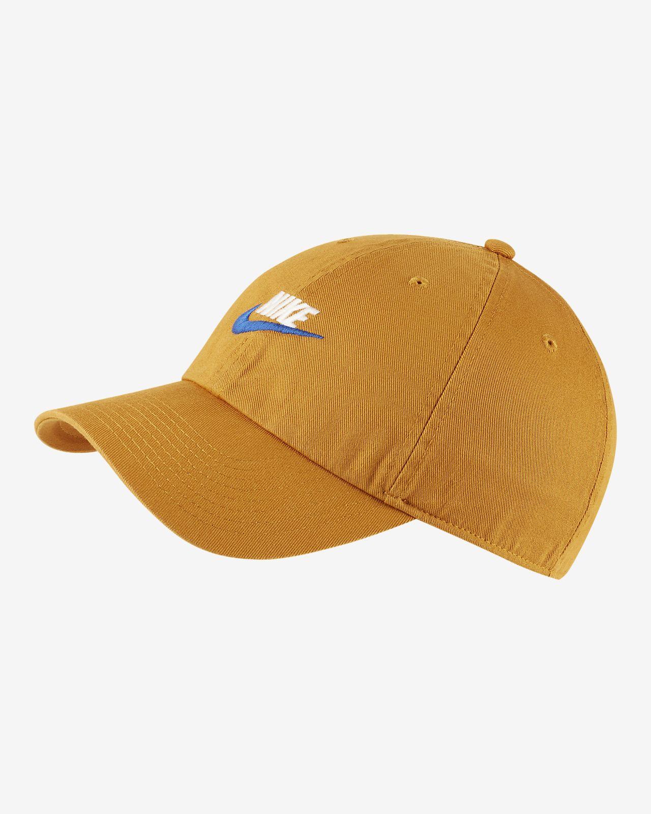 Nike Sportswear Heritage86 Futura Washed 帽款