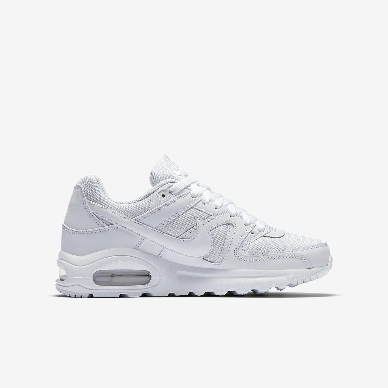 Nike Blanc De Commande Air Max
