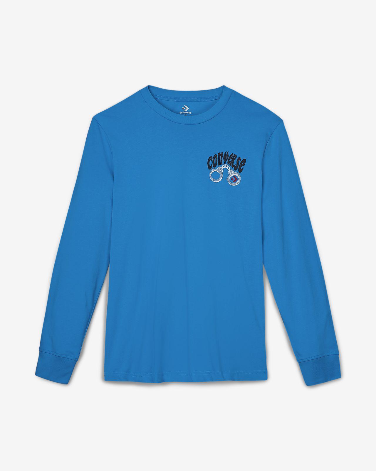 Converse Better Luck Next Time  Men's Long-Sleeve T-Shirt