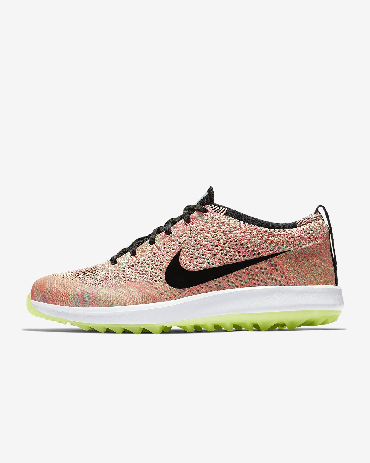Nike Flyknit  Racer G Men's Golf Schuhe. Nike  Flyknit 1217ab