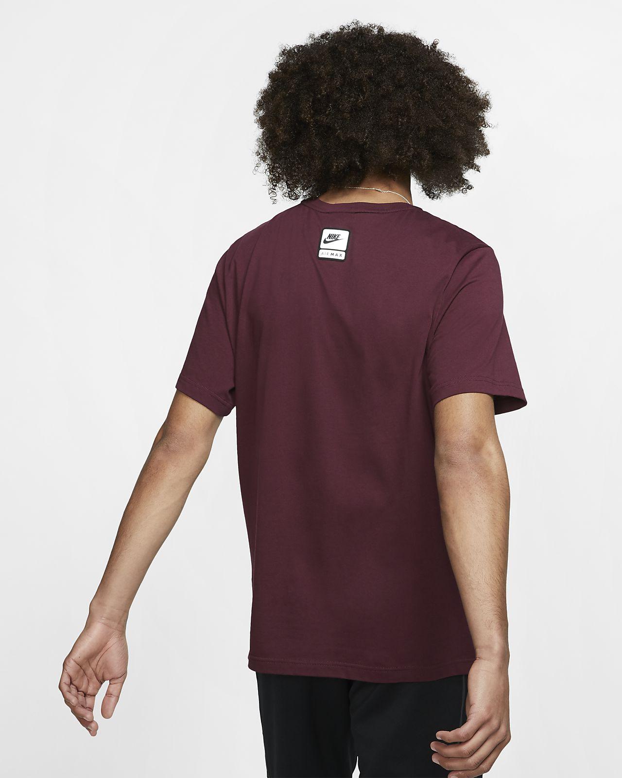 Nike Sportswear Air Max Men's Short Sleeve Graphic T Shirt