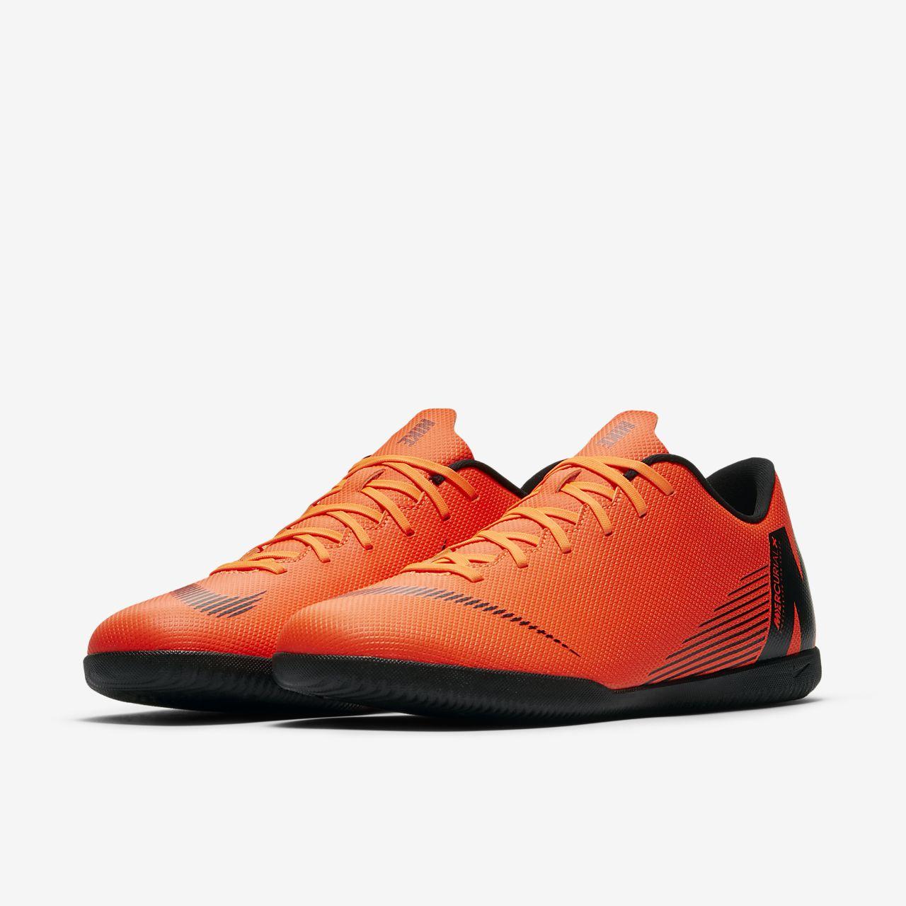 1803 Nike Mercurialx VaporX 12 Academy Men Indoor Soccer Boots Shoes AH7385-810