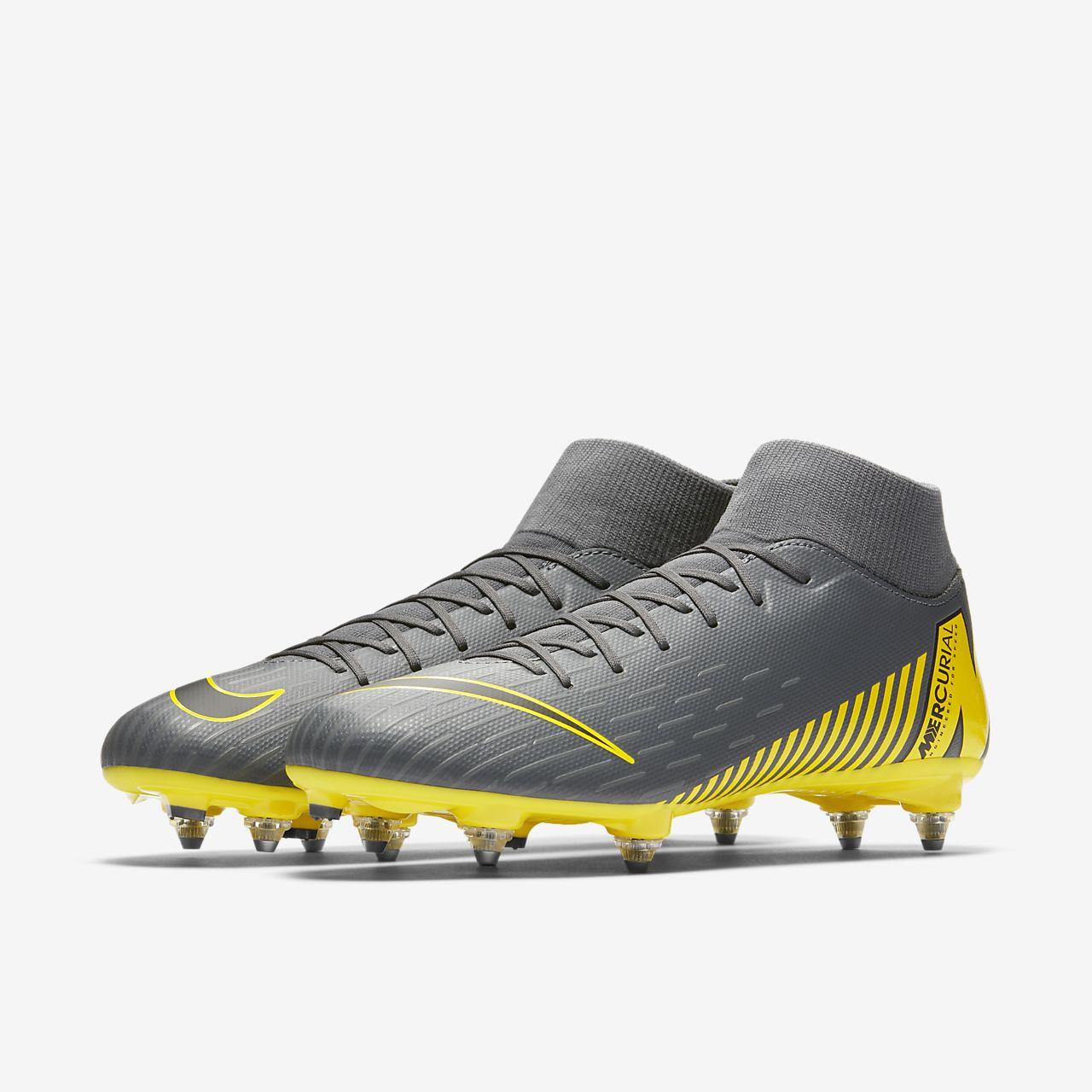 9be7248736170 ... Nike Mercurial Superfly VI Academy SG-PRO Botas de fútbol para terreno  blando