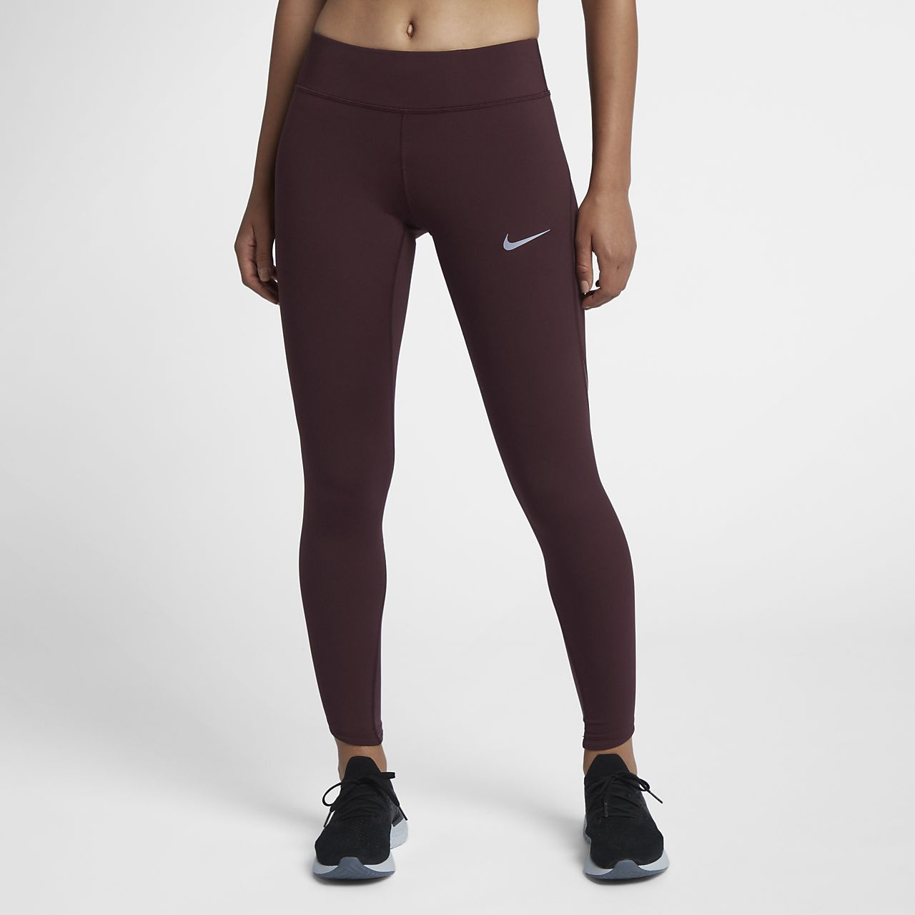 Tights da running a vita media Nike Epic Lux - Donna
