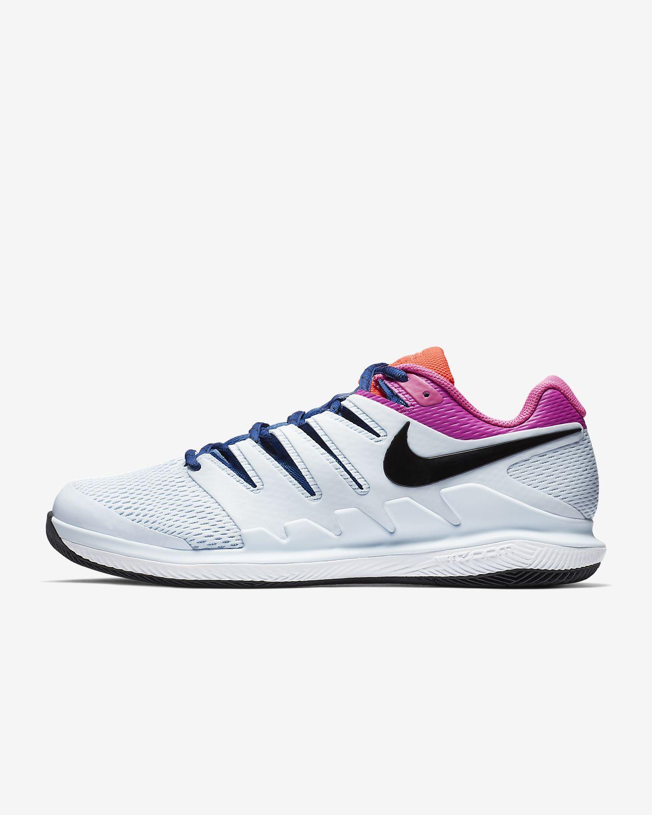 ... Calzado de tenis de cancha dura para hombre NikeCourt Air Zoom Vapor X db9f3522f28af