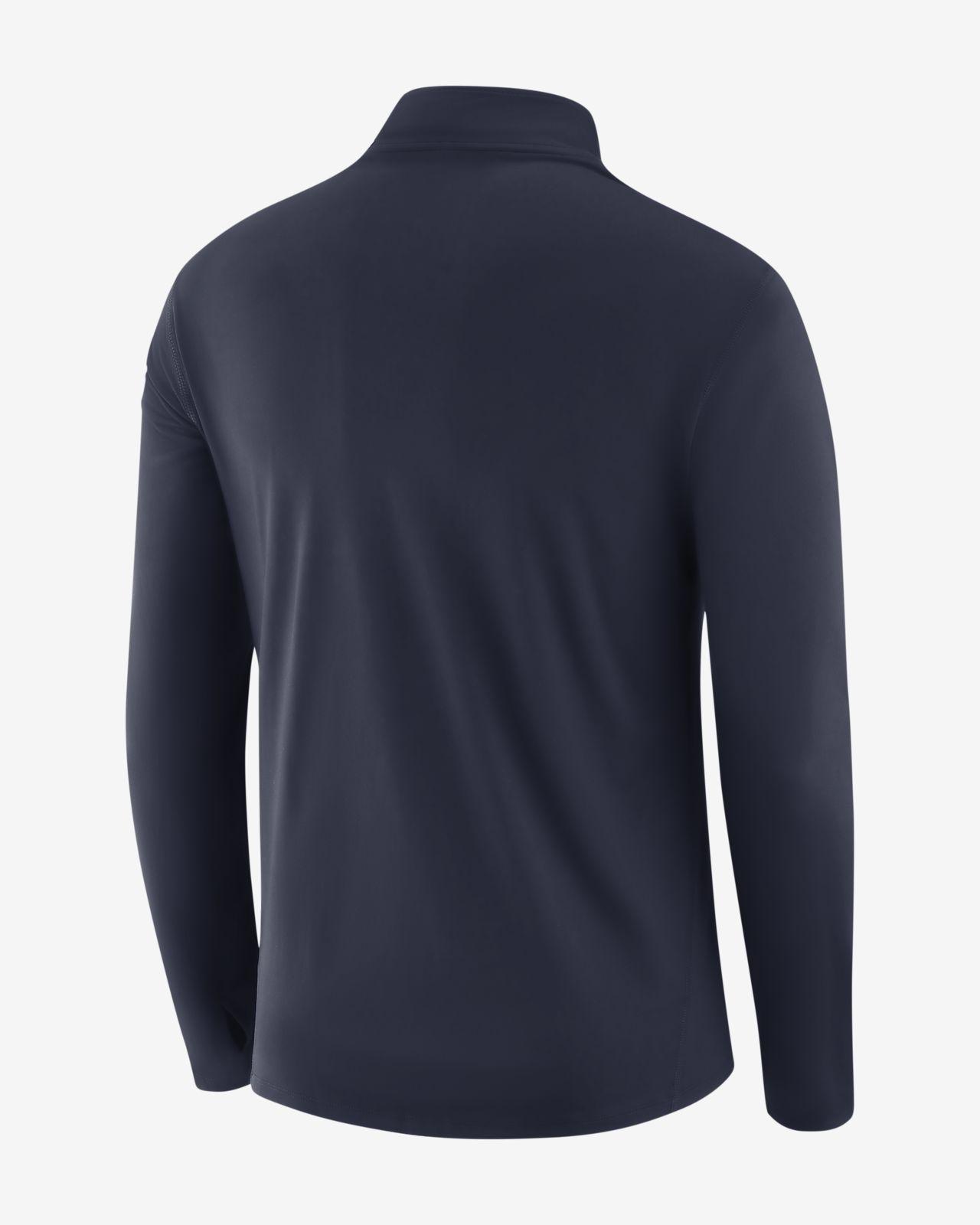 Brave Nike Running Dri Fit Mens Size 1x Long Sleeve Shirt Aqua Men's Clothing