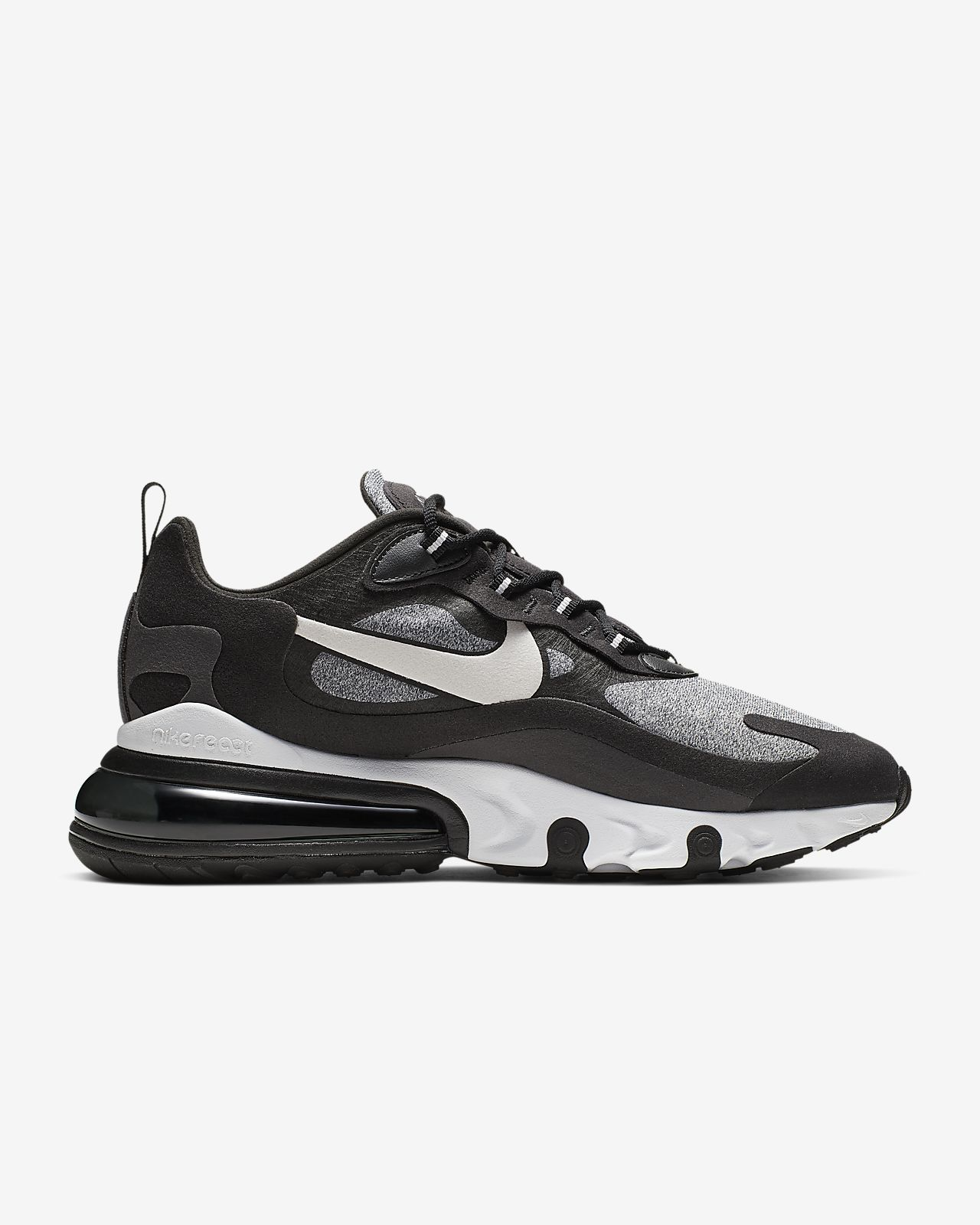 online store 47e66 b76d6 Nike Air Max 270 React (Op Art) Men's Shoes