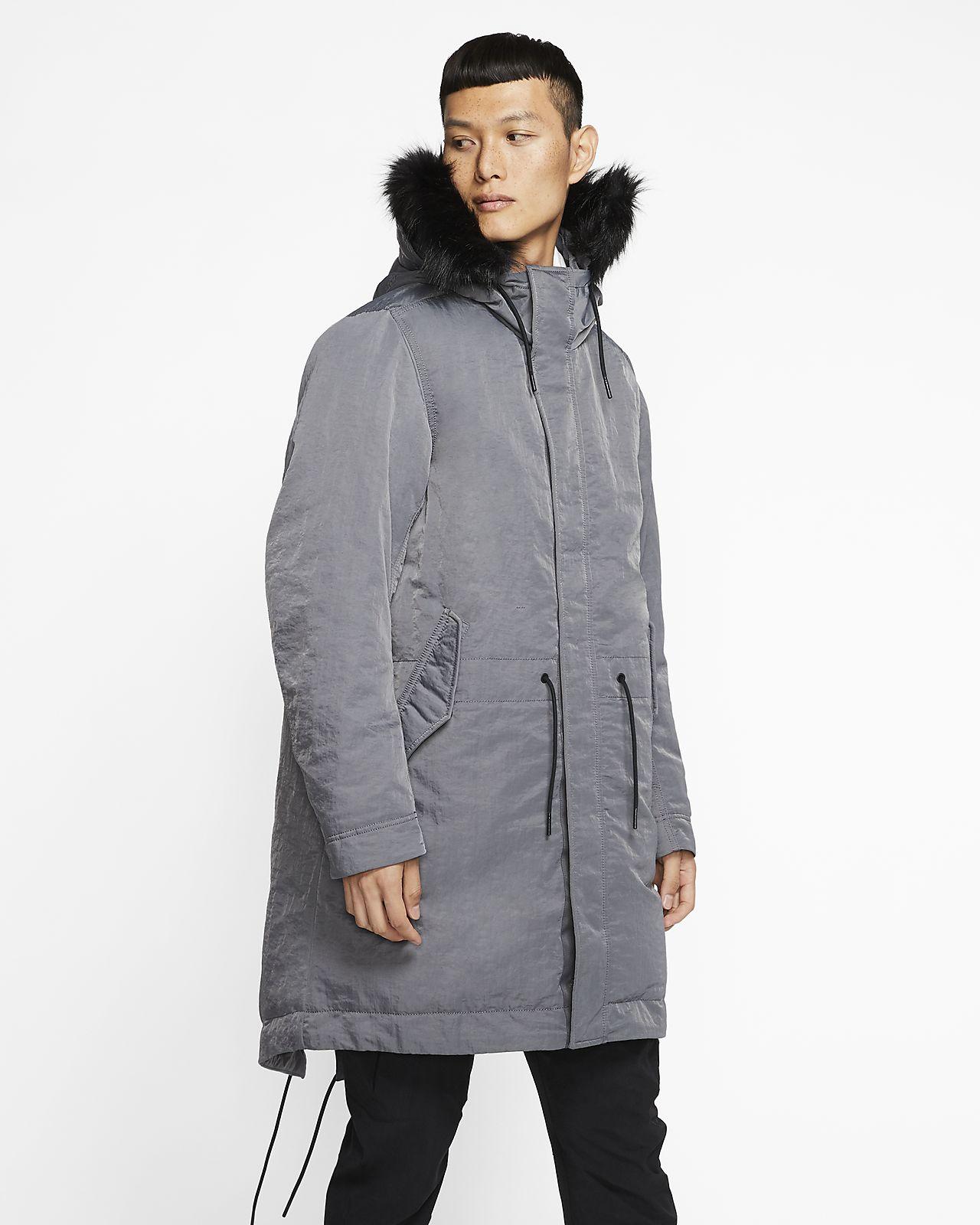 Nike Sportswear Down-Fill Hooded Parka