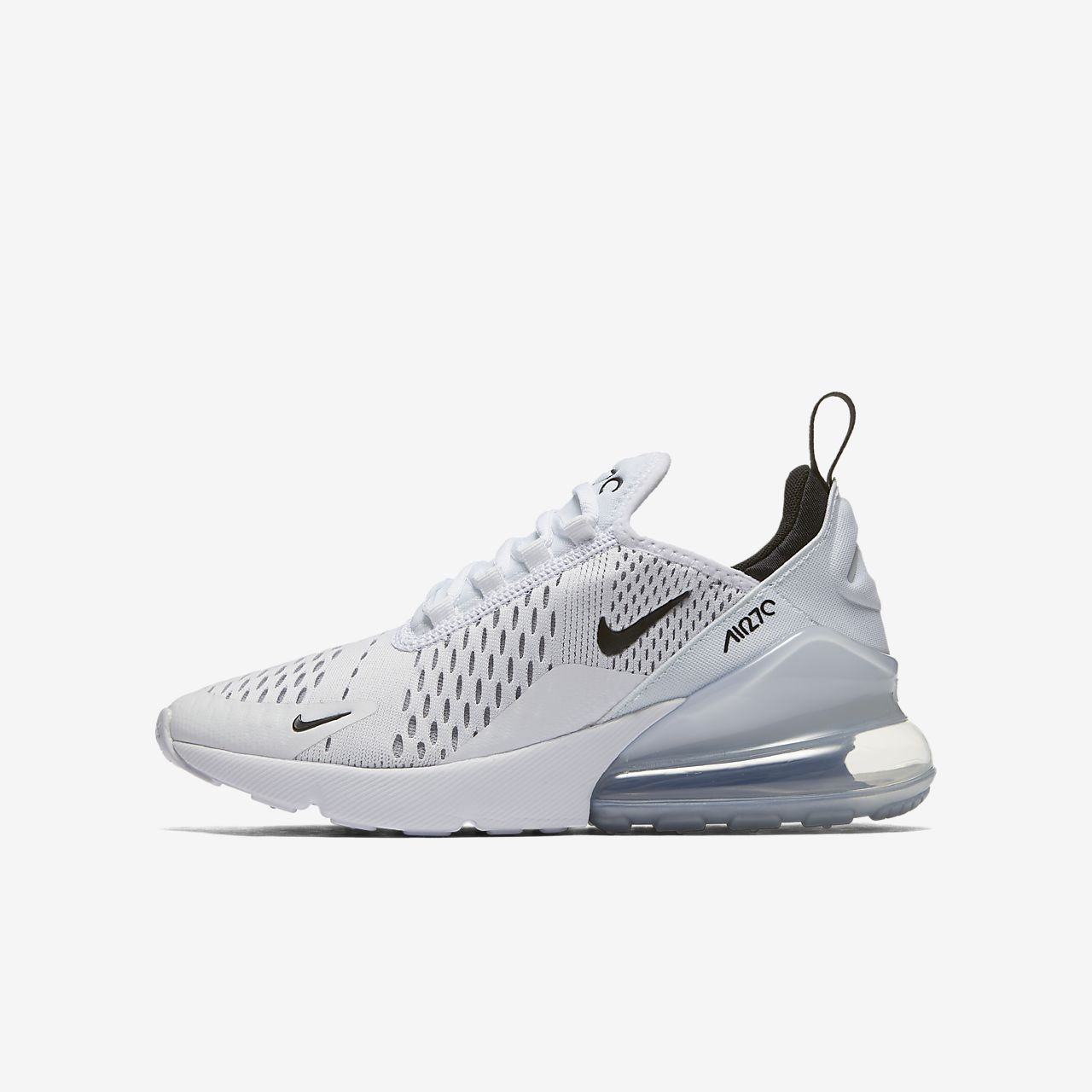 competitive price b3d79 229c6 Cheap Nike Air Max 270 White Shoes for Sale 2018