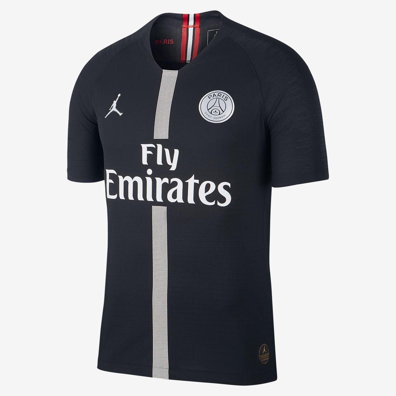 576603affdf54 Camiseta de fútbol para hombre Paris Saint-Germain Vapor alternativa ...
