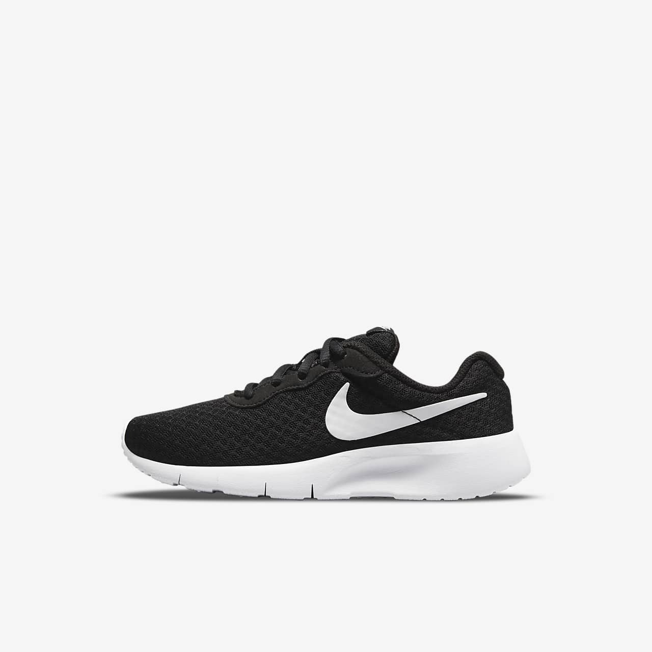 Nike Tanjun Boys Lifestyle Shoes Black eA1992A