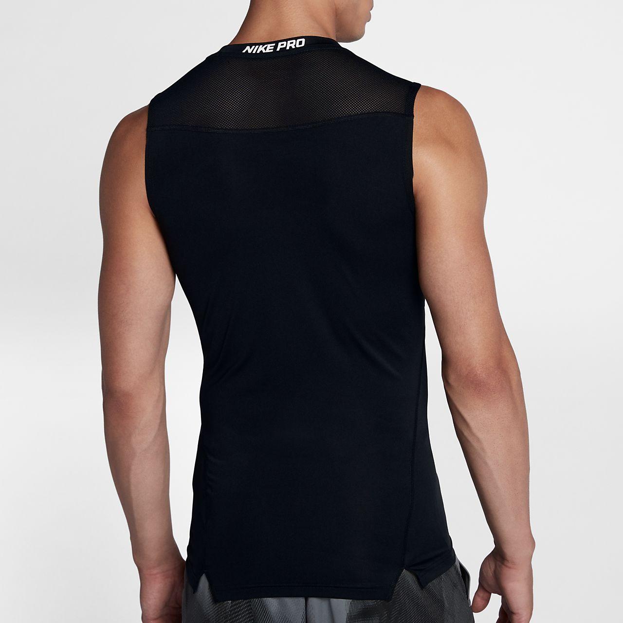 821670c2b09 Nike Pro Men s Sleeveless Training Top. Nike.com IE
