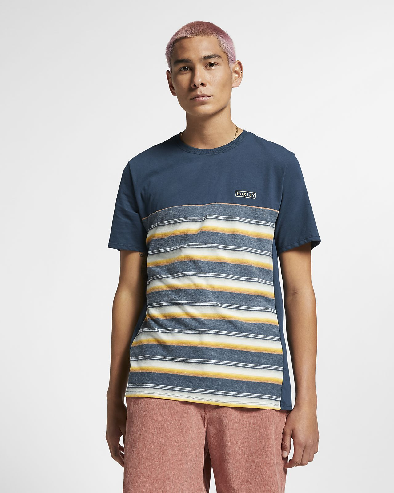 Hurley Dri-FIT Harvey Serape Men's Short-Sleeve Top