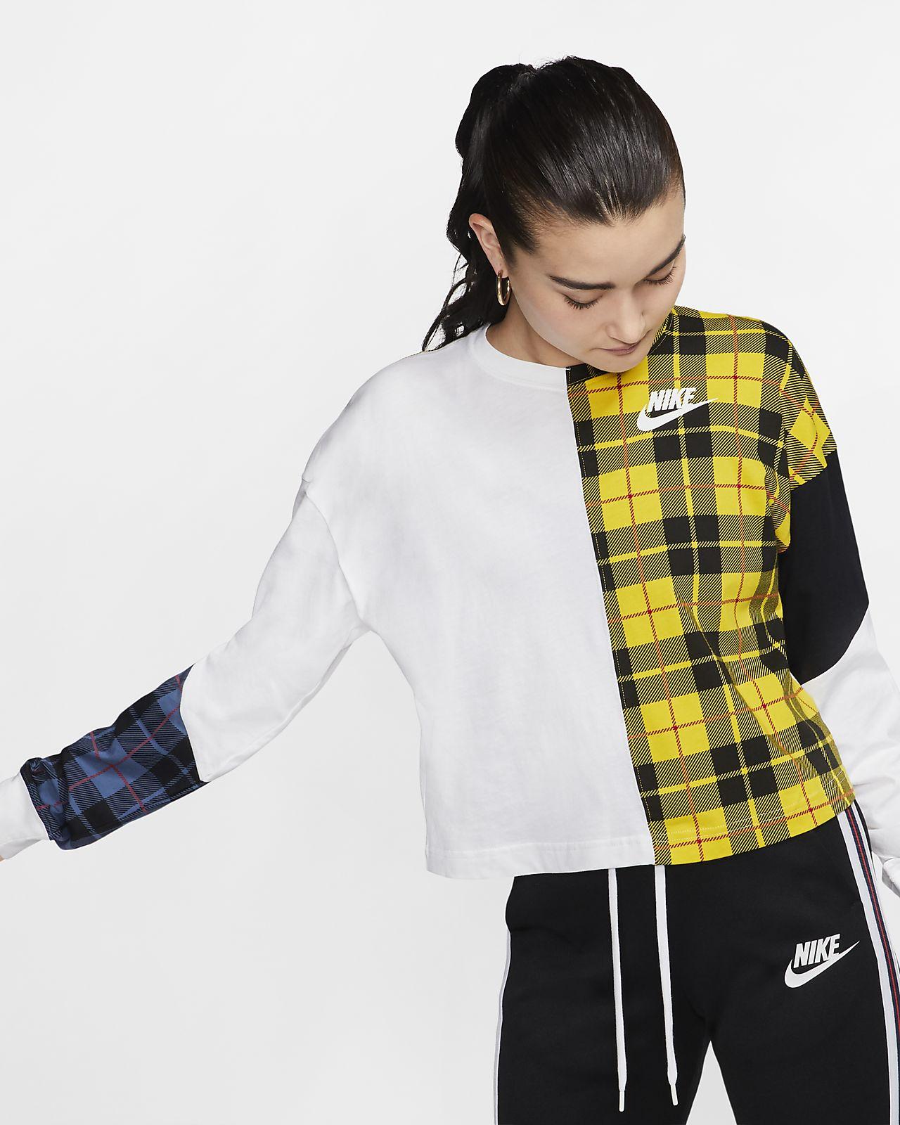 Nike Sportswear 女款長袖上衣