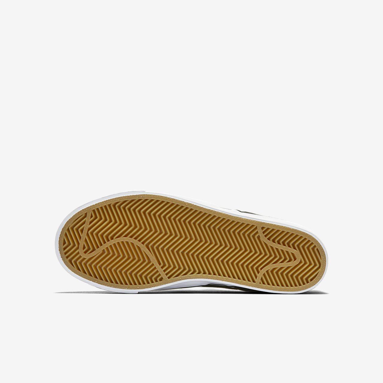 reputable site bad48 40028 ... Nike SB Stefan Janoski Canvas Slip-on Big Kids  Skateboarding Shoe