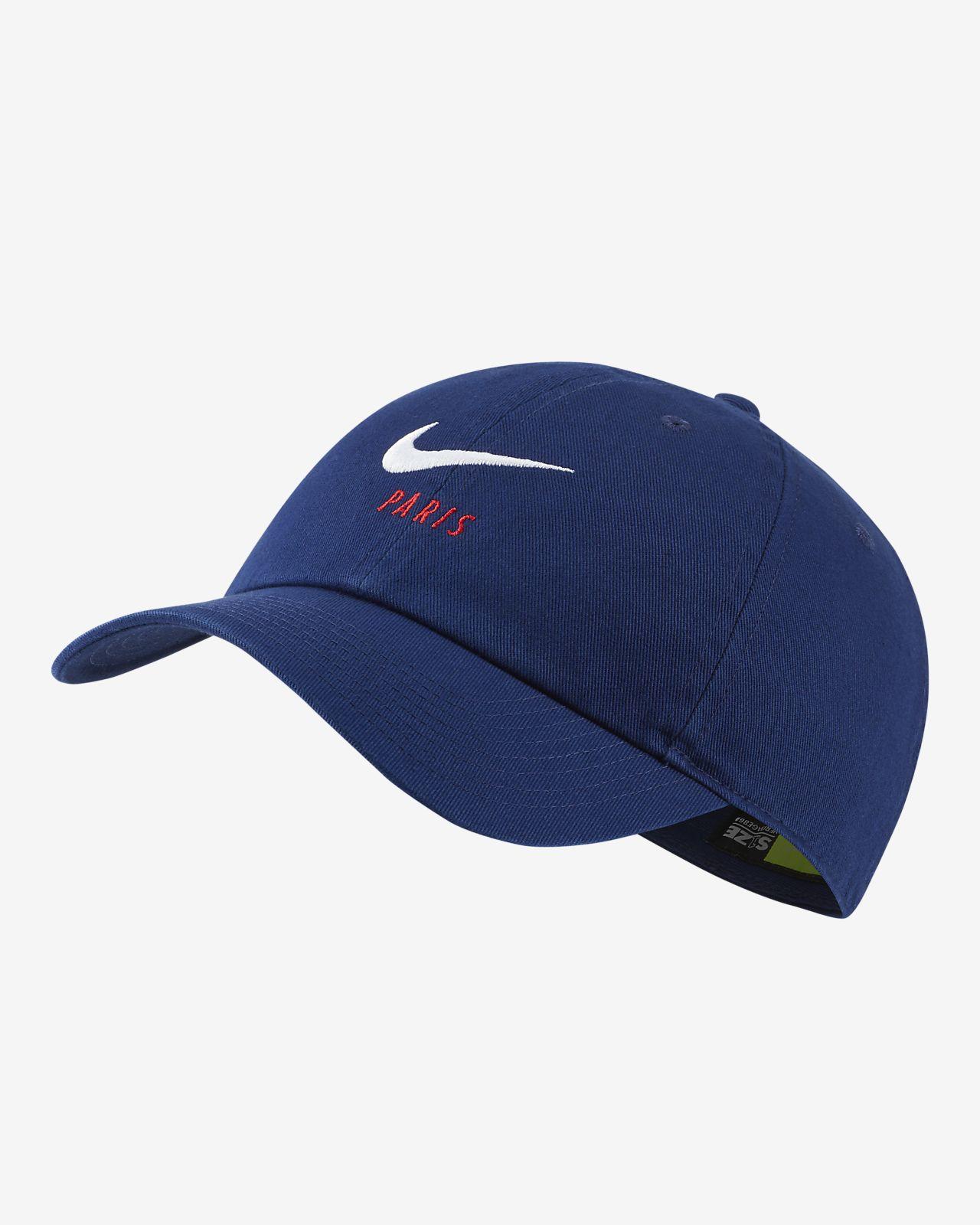 0f389d159173e Casquette réglable Paris Saint-Germain Heritage 86. Nike.com FR