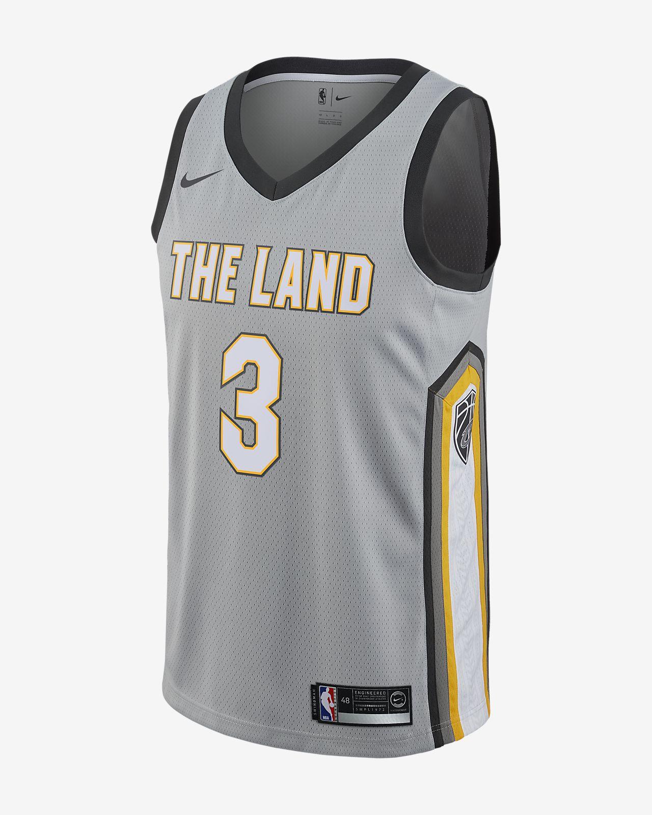 Isaiah Thomas City Edition Swingman Jersey (Cleveland Cavaliers) Nike NBA-drakt for herre