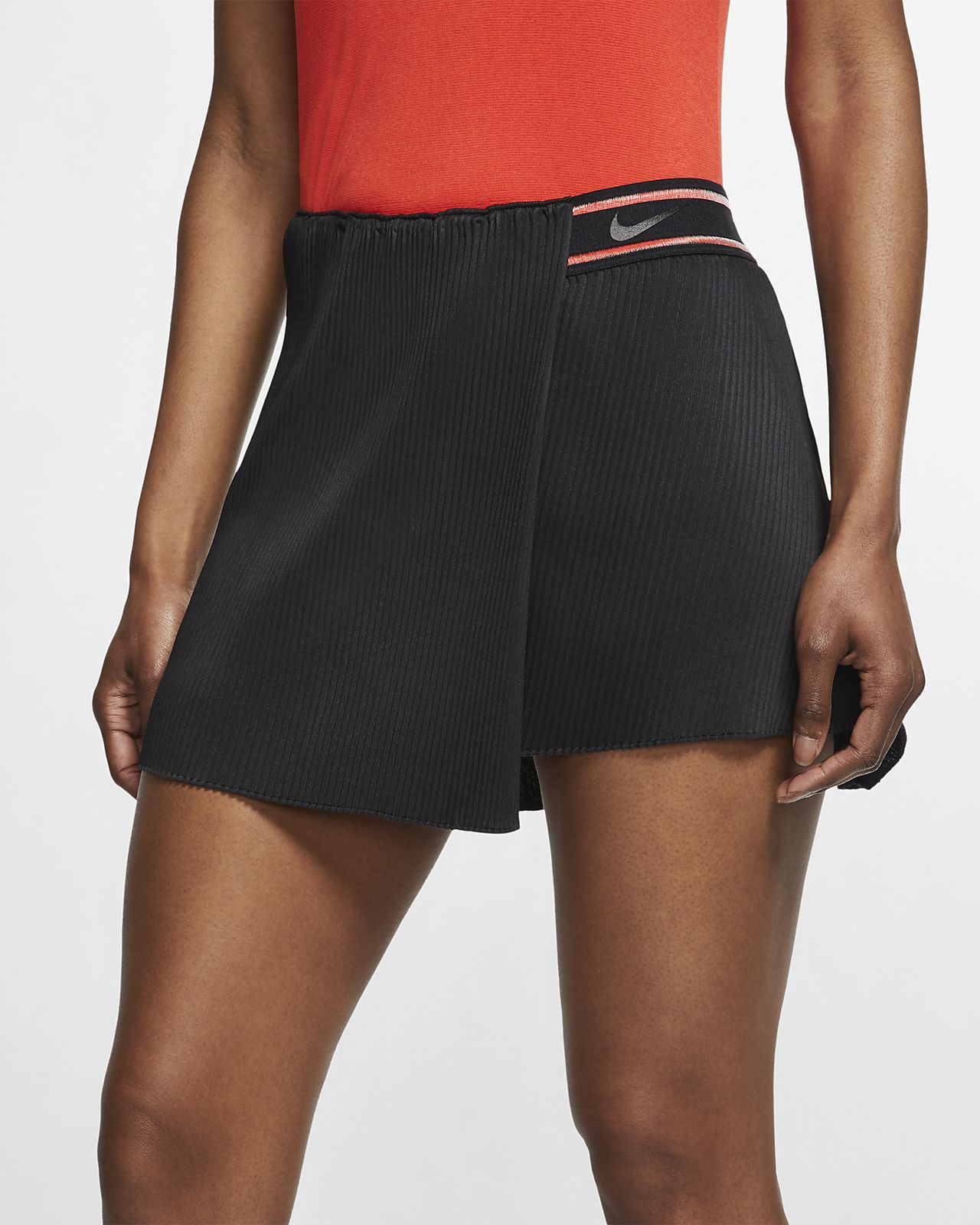 NikeCourt Slam Falda de tenis - Mujer