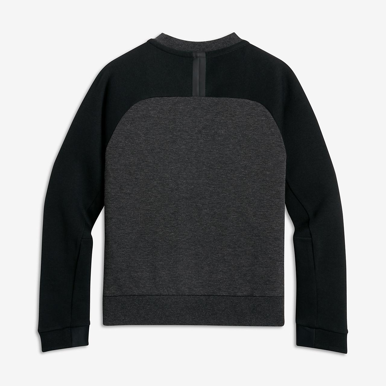 c53d9f436 Nike Sportswear Tech Fleece Bomber Older Kids  (Boys ) Jacket. Nike ...