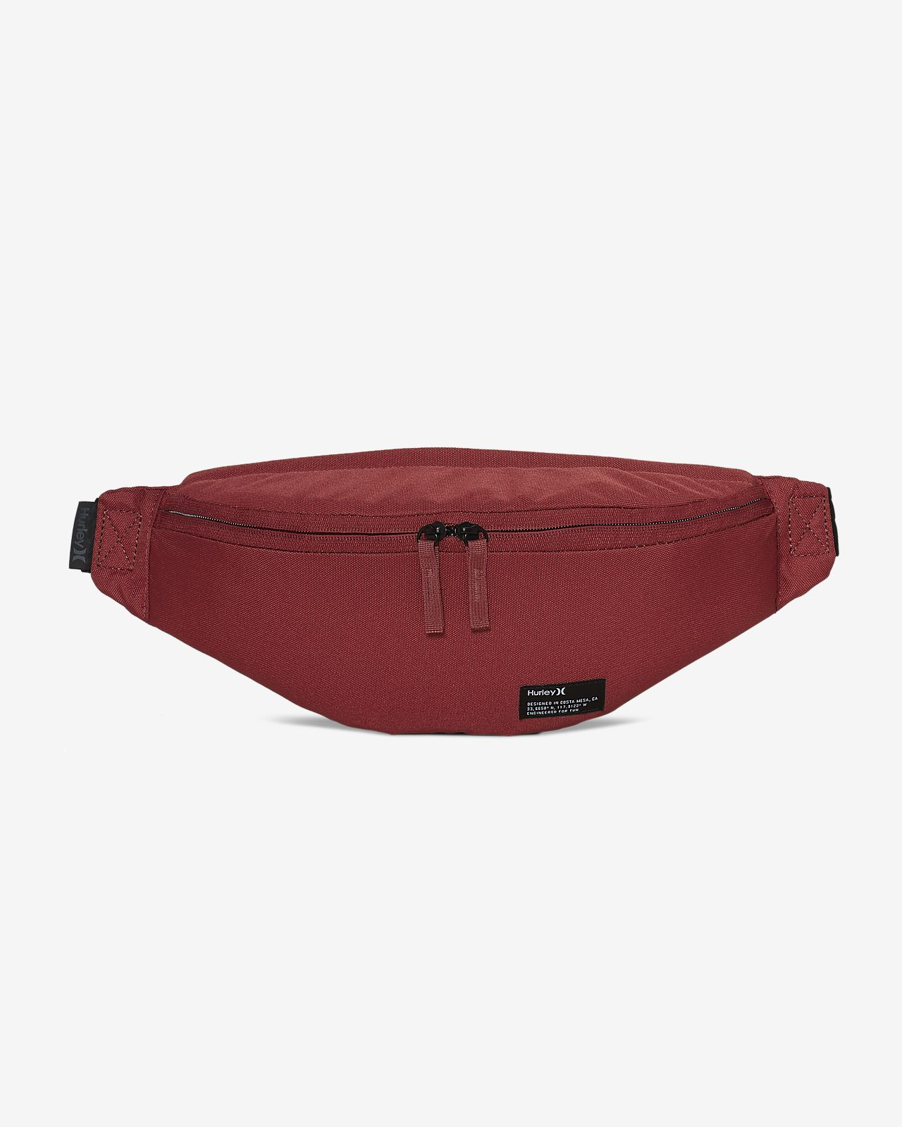 Sac banane Hurley Solid Scout pour Femme
