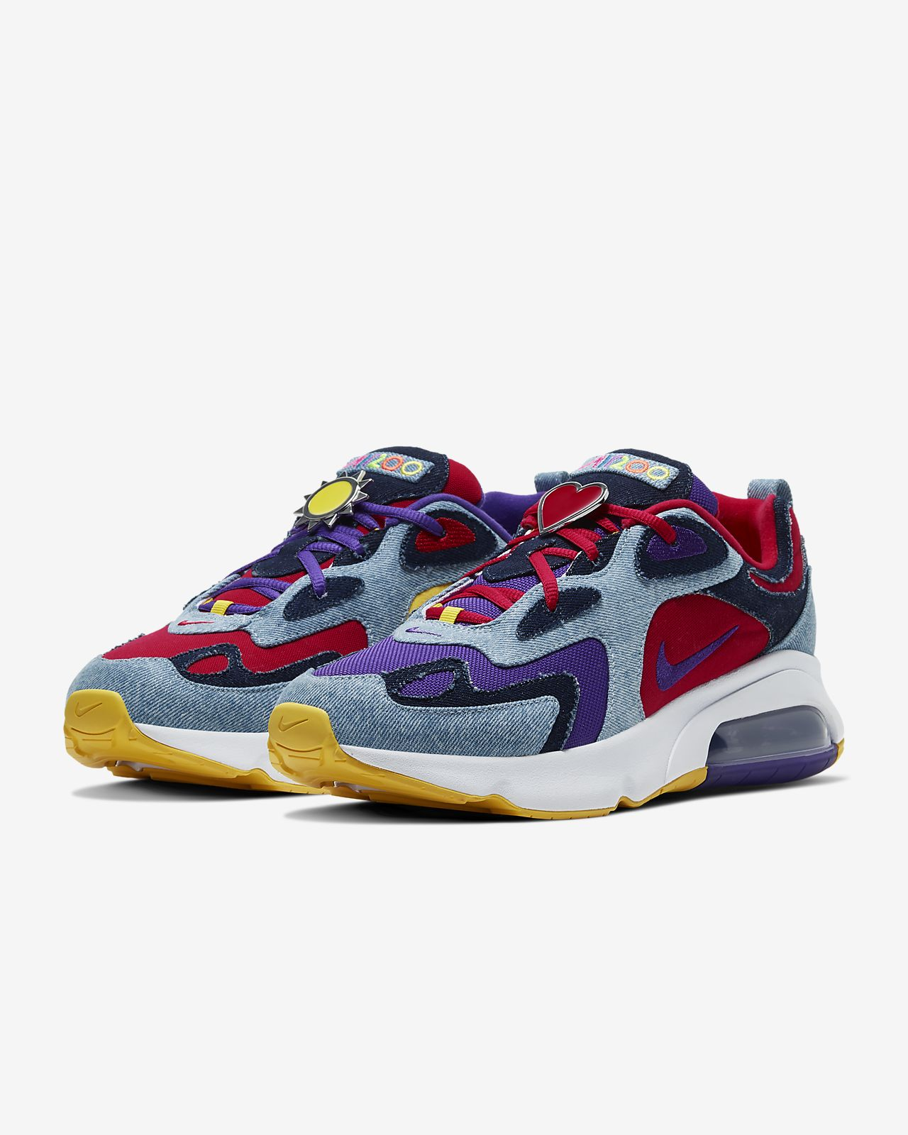 Men's Nike Air Max 200 Casual Shoes| JD Sports