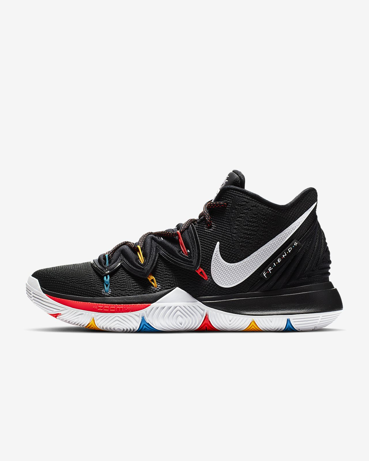 4cef392617e Kyrie 5 x Friends Basketball Shoe. Nike.com