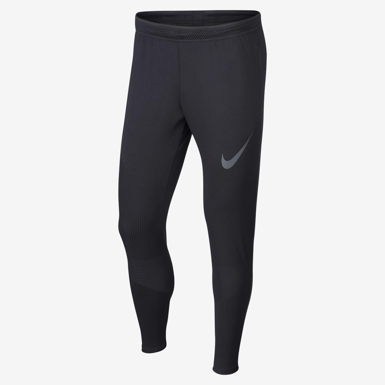Мужские футбольные брюки Nike VaporKnit Strike