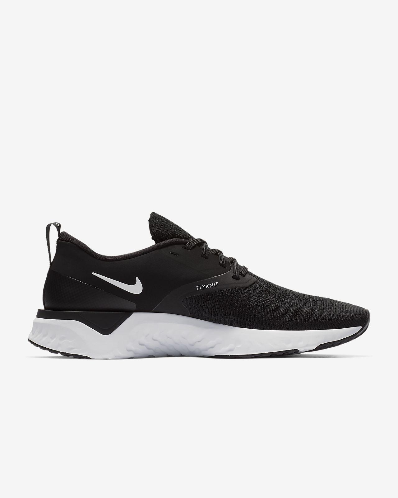 Nike Sportswear REACT PRESTO Menn svart Rund Joggesko
