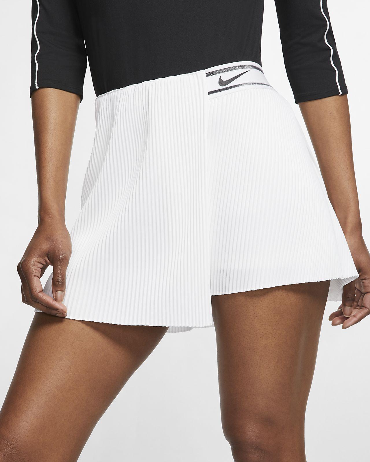 promo code 4b428 9dd21 Jupe de tennis NikeCourt Slam pour Femme