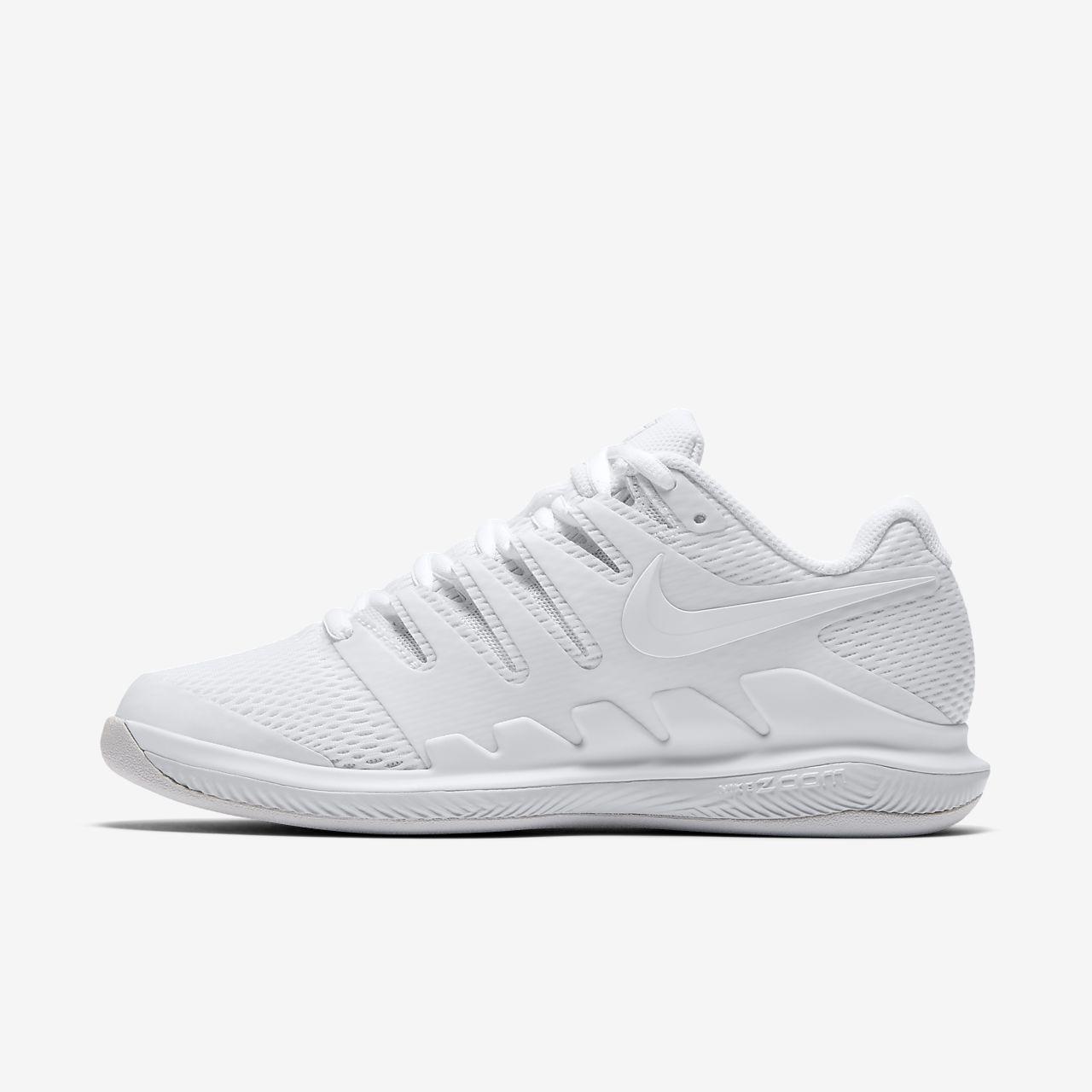 10 Pour Tennis Nike De Vapor Zoom Chaussure Air Femme Carpet 5L34AjR