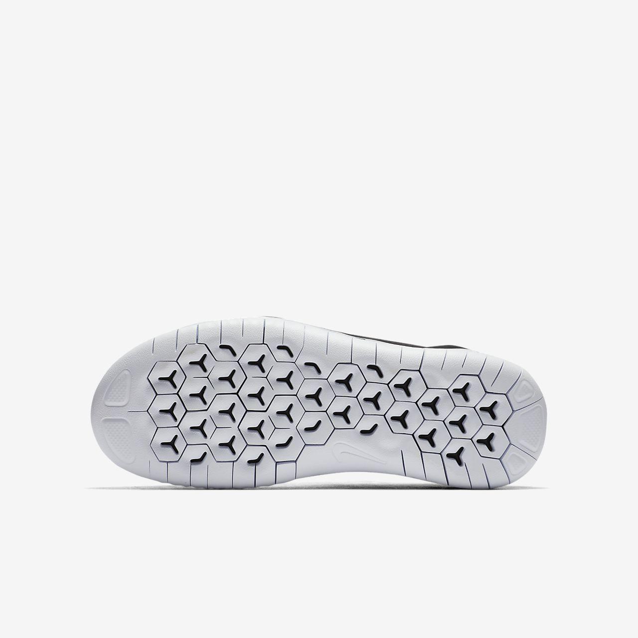... Nike Free RN 2018 Big Kids' Running Shoe