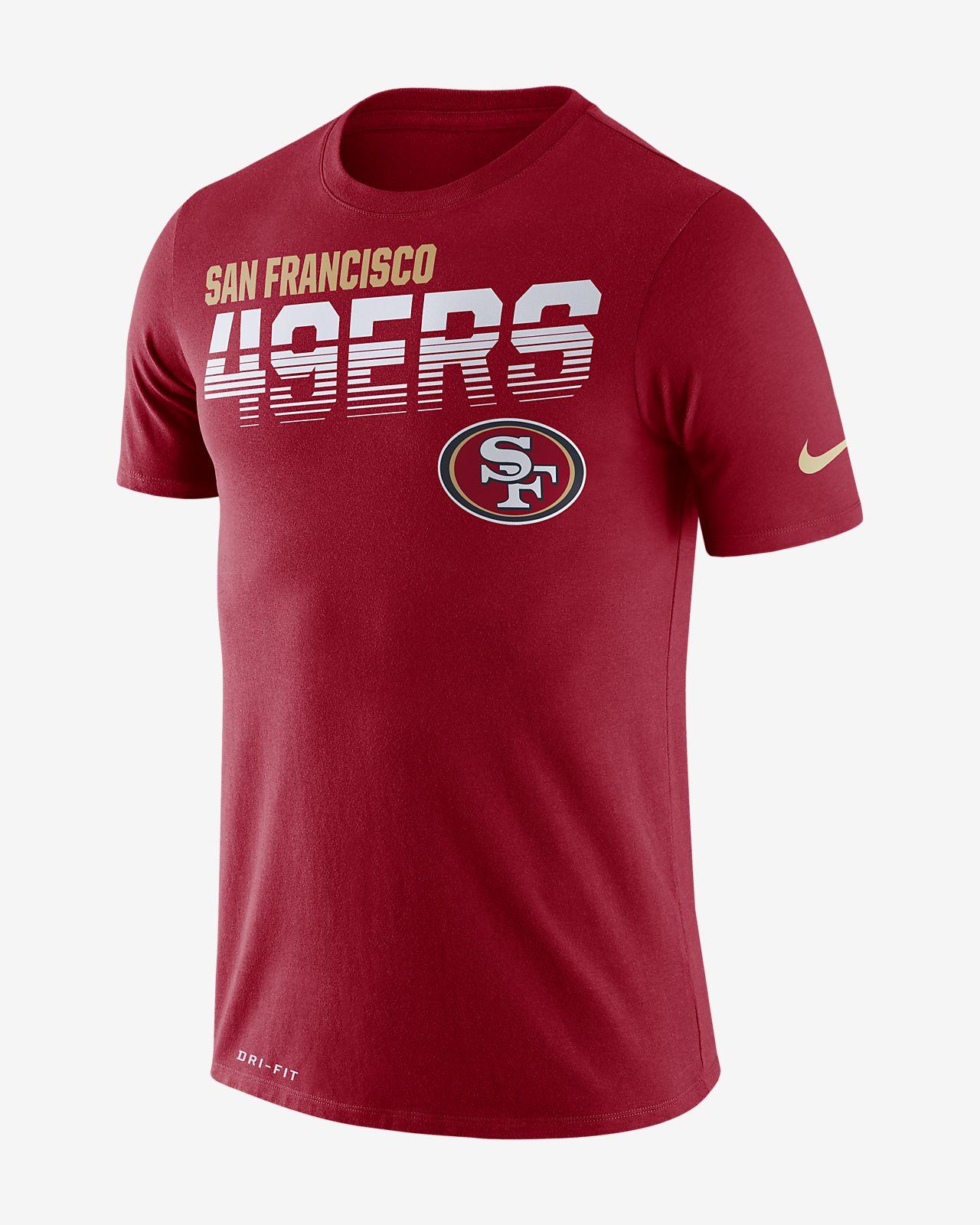Nike Legend (NFL 49ers) Men's Short-Sleeve T-Shirt