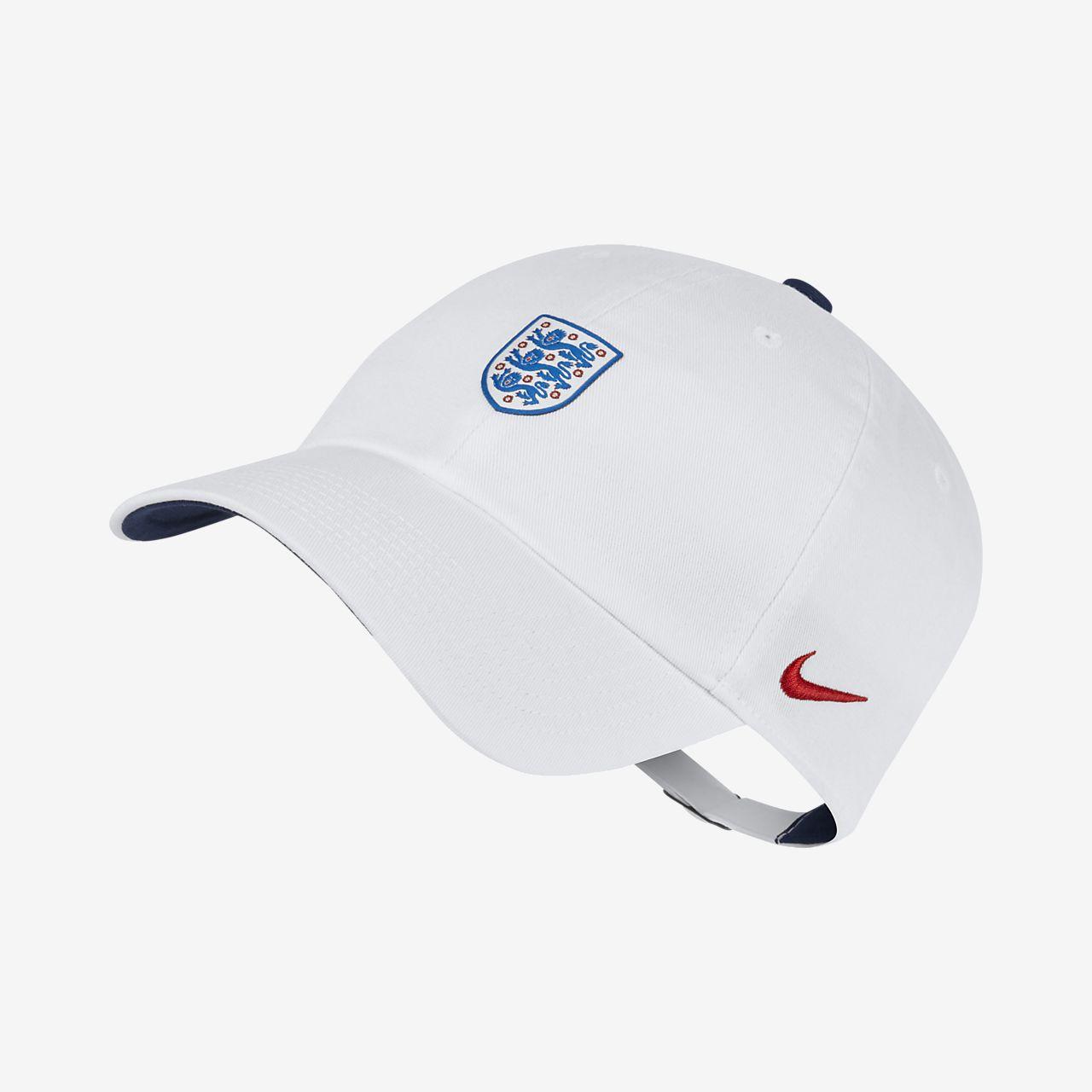 Boné ajustável England H86 Core