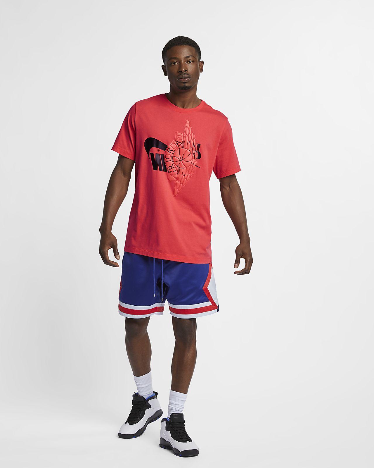 best website 11f57 65a3f ... Jordan Futura Wings Men s T-Shirt