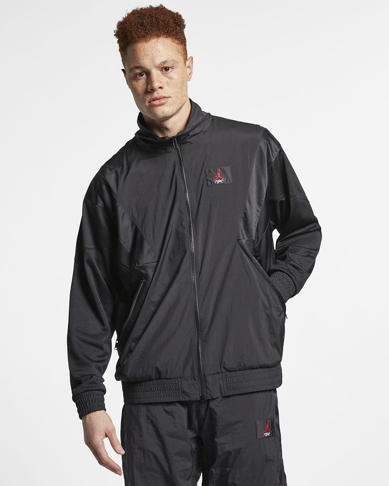 df7db45a20b176 Jordan Flight  AJ 5  Lightweight Warm-Up Jacket. Nike.com DK