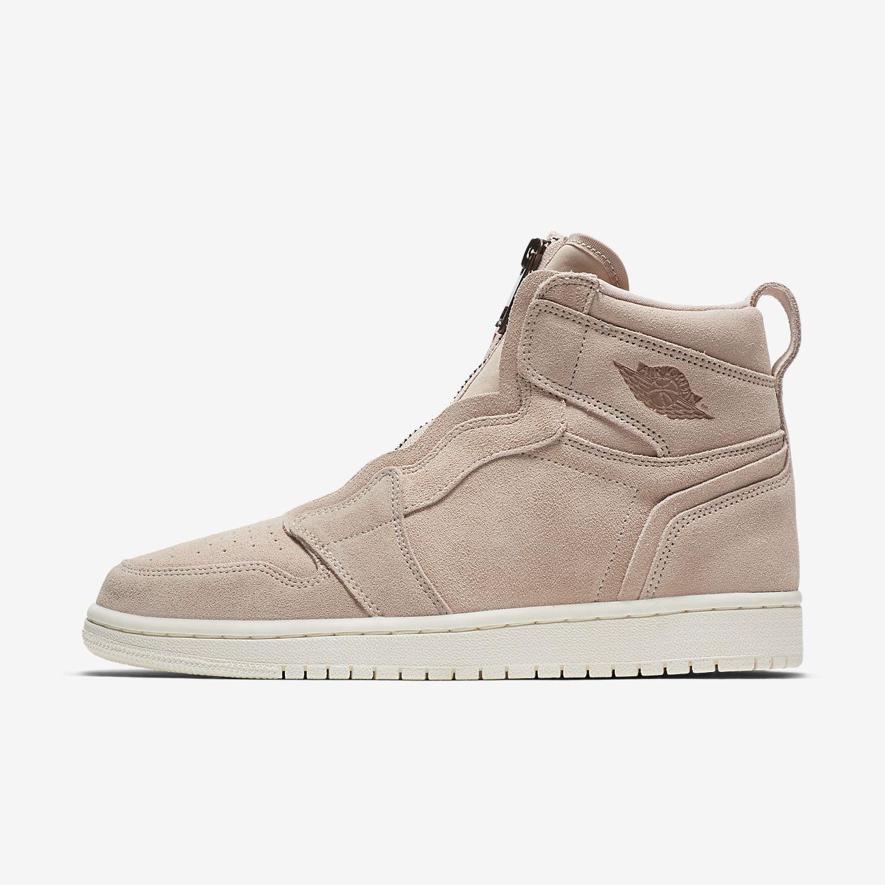 Chaussure Air Jordan 1 High Zip pour Femme