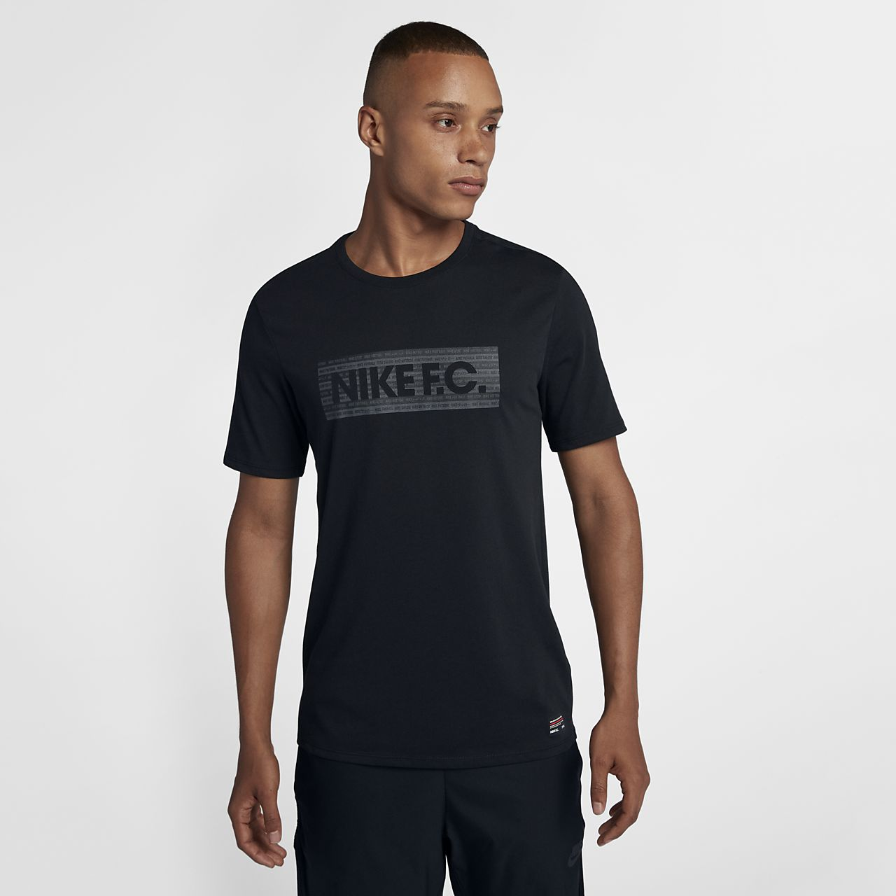 Nike F.C. Dri-FIT Men's Football T-Shirt