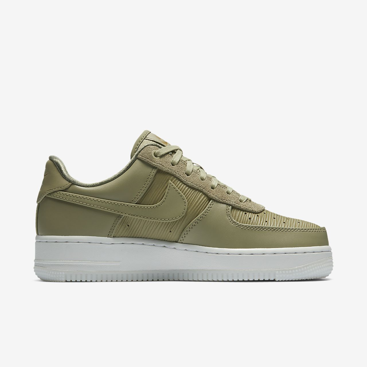women's nike white & blue air force 1 low trainers nz
