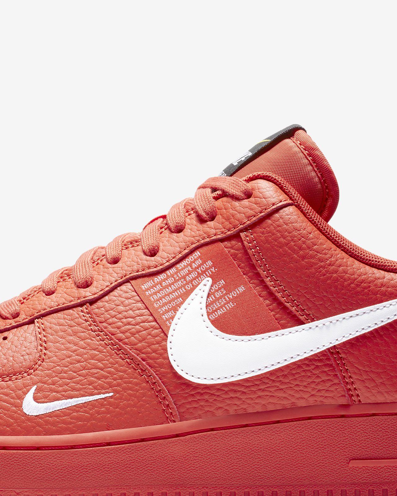 half off 3794f cee7e ... Nike Air Force 1  07 LV8 Utility Men s Shoe