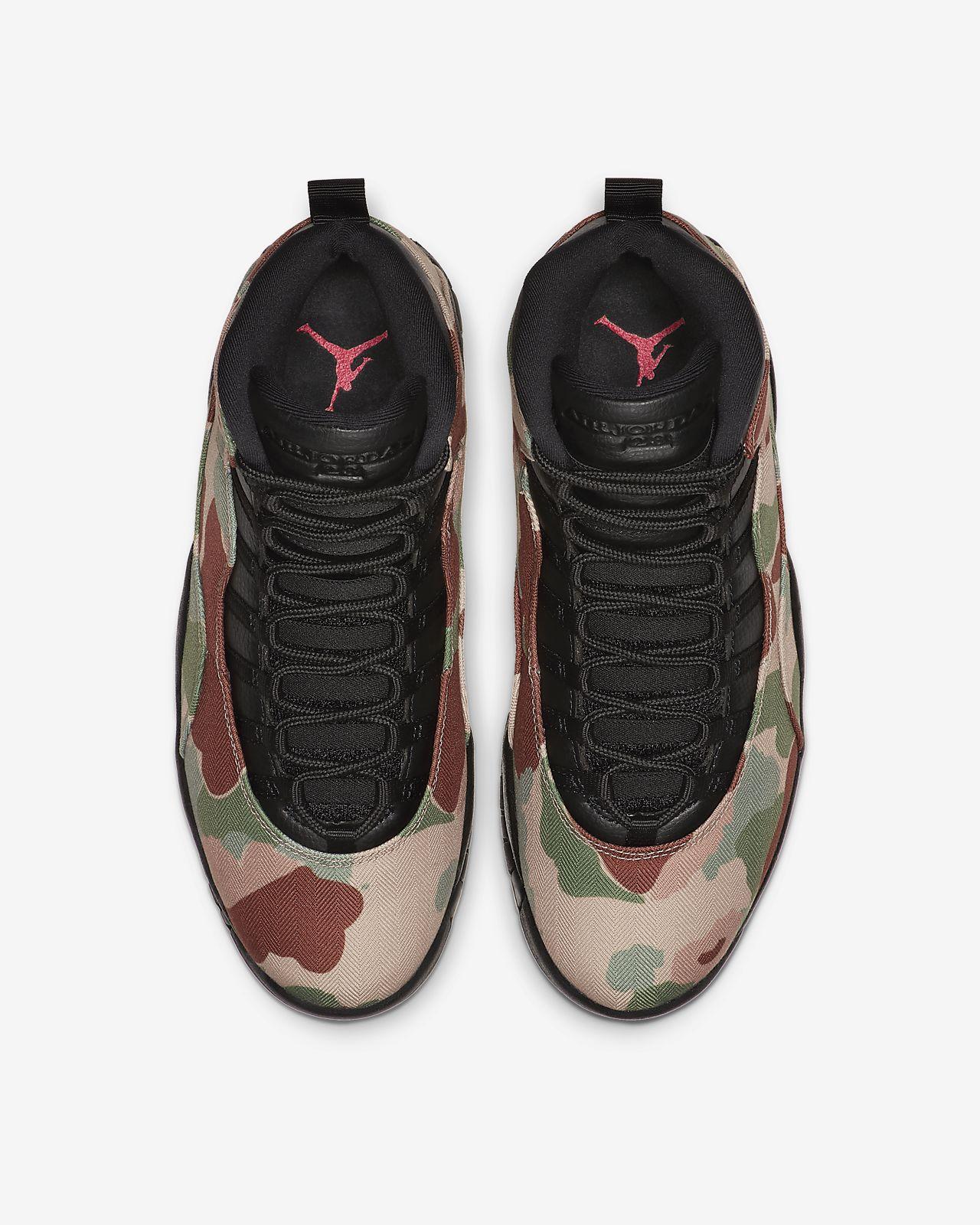 more photos 1aef5 de545 Air Jordan 10 Retro Men's Shoe