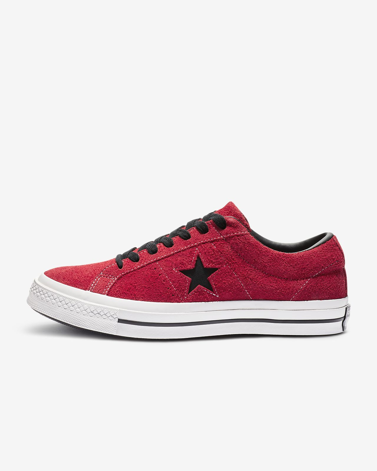 One Star Dark Star Vintage Suede Low Top  Unisex Shoe