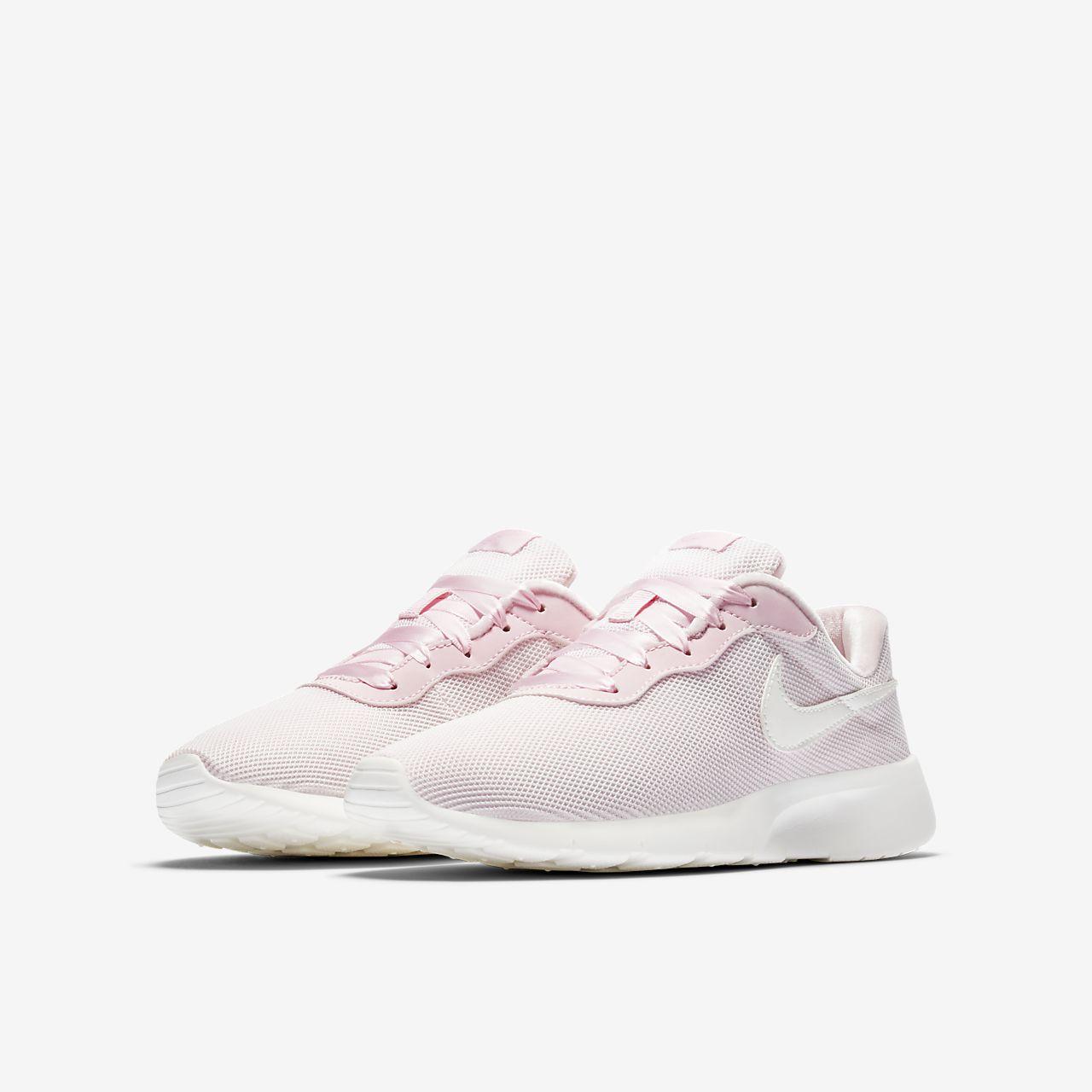 nike tanjun baby pink