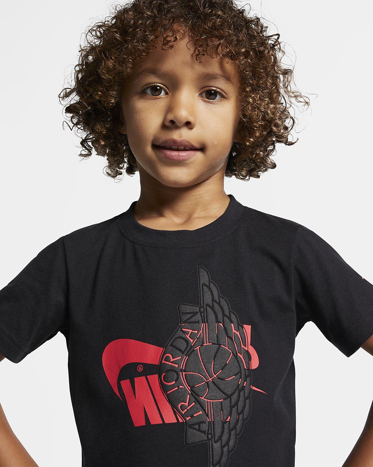 9ee1b3c80bdd17 Jordan Sportswear Wings Younger Kids  T-Shirt. Nike.com GB