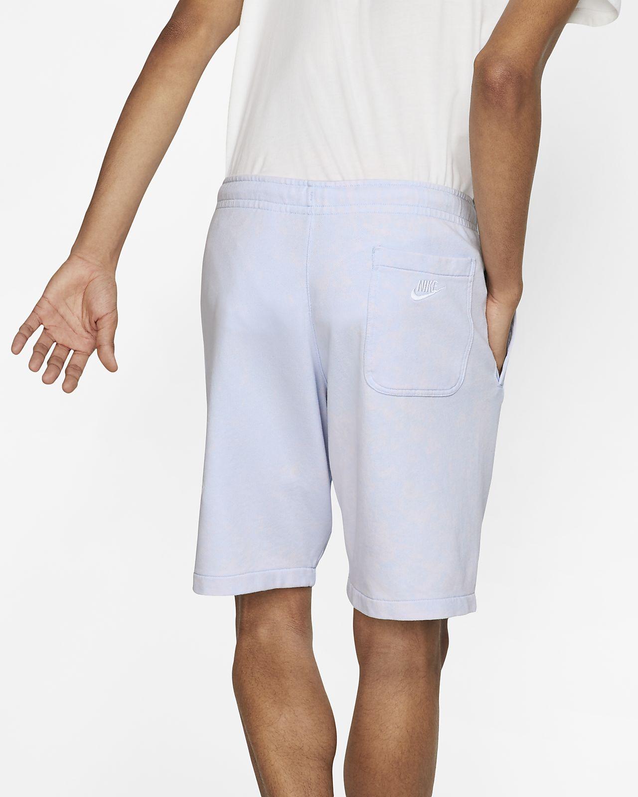Nike Sportswear French Terry Shorts